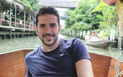 Marketing in Thailand – Jaime González